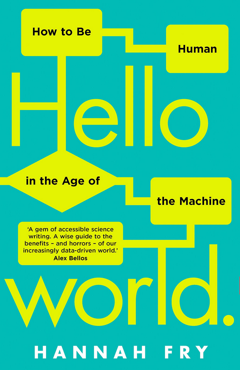Front cover of the book Hello World.